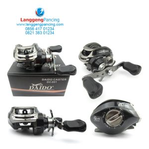 Reel Baitcasting Daido Caster DC201 Left Handle