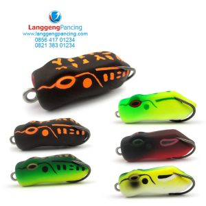Lure Softfrog Hoox Kaeru 45mm 7,5gr