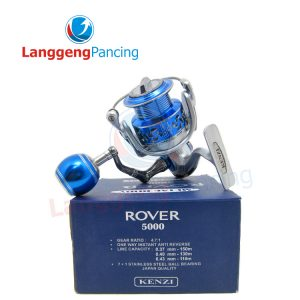 Reel kenzi Rover  Power Handle, Metal Body 8BB