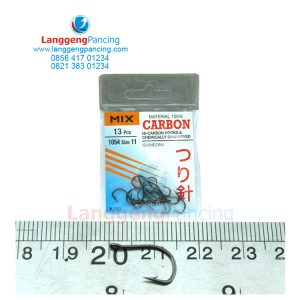 Kail Pioneer Mix Carbon 1054 Isi 13pcs
