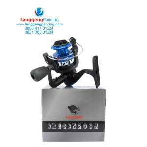 Reel Mini Catfish Oregon 200A 5BB Murah