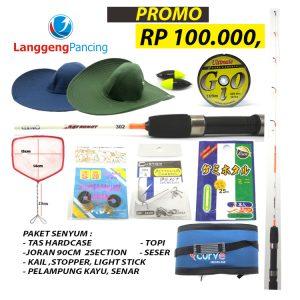 PROMO 1 Packet Senyum LanggengPancing – COMBO SET