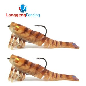 Softlure Udang VMC hoox