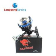 BARU !!! Reel Catfish Cider 4000 Spinning 12+1BB
