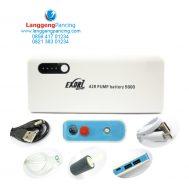 Exori Air Pump Battery 1000-5000 mAh