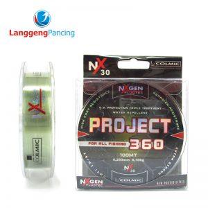 Senar Colmic Nxgen Fluotec Project 360 100m
