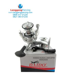 Reel Daido Kuda Liar Spin DDA + Free 1pcs Handle & Spool