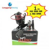 Reel Daido X-Tren Spin DXS Free Drag Spool