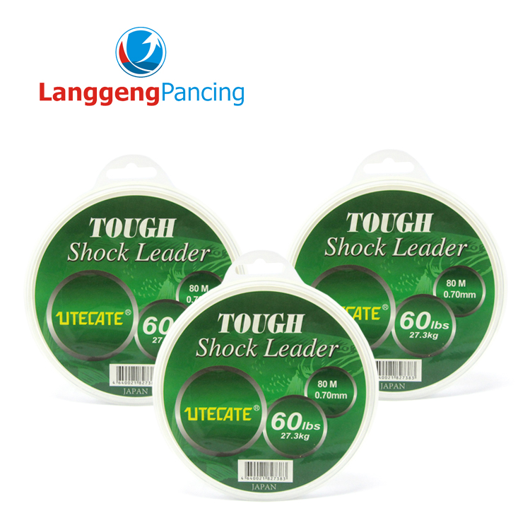 Senar Leader Utecate Tough Shock murah