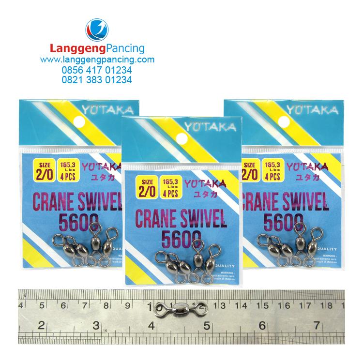 Swivel yutaka crane 5600