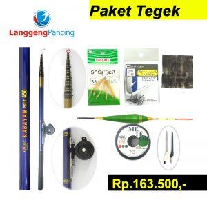 PAKET JORAN Tegek Daido Kabayan 450
