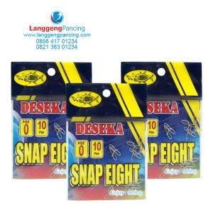 Snap / Peniti Eight Deseka