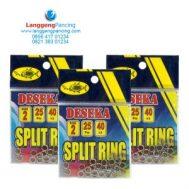 Split Ring Deseka