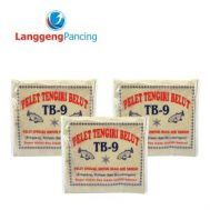 Pelet Tengiri Belut TB-9