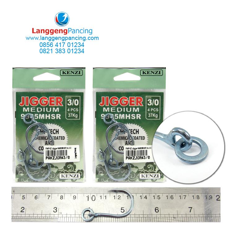 Kail Kenzi Jigger Medium Solid Ring - 9985MHSR