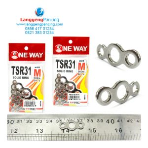 Solid Ring ONE WAY TSR 31 size M 500lbs