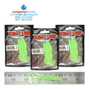 Softbait Cacing Palsu Xtra One Wormer