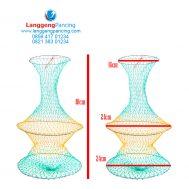 Karamba Ikan Ring 3 Diameter 24cm