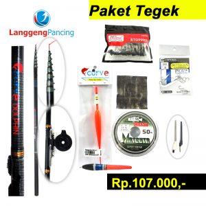 Paket Tegek Curve Dolphin Full Modif Murah