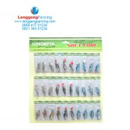 Hinomiya Softlure Fish Hook 60mm – 80mm