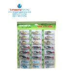 Hinomiya Softlure Fish Hook 80mm