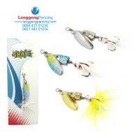 Spinner Snap Hoox Tinyfish Inline 5gr