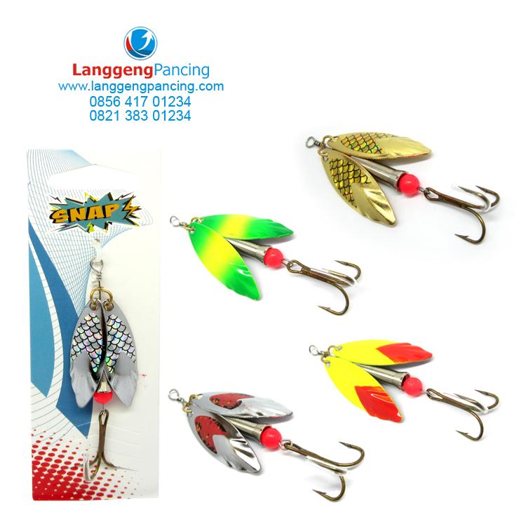 Spinner Snap Hoox Butterfly Inline 7gr