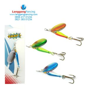 Spinner Snap Hoox Anchovy Inline 9gr