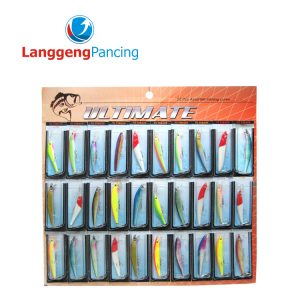 Minnow Ultimate Assorted fishing lures
