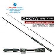 Joran Kenzi Choya 502 – 5-12lbs Carbon Solid
