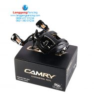 Reel Baitcasting Lizard Camry 10kg Drag Power