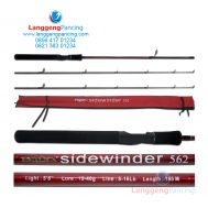 Joran Blood Sidewinder 602 Spinning 8-16lbs Free 1 Top Sect – PVC