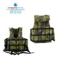 Life Jacket Curve Pelampung Badan Army