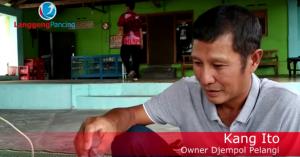 Gathering Mancing Bareng Kang Ito Umpan Pelangi Pisang Keju Part 1