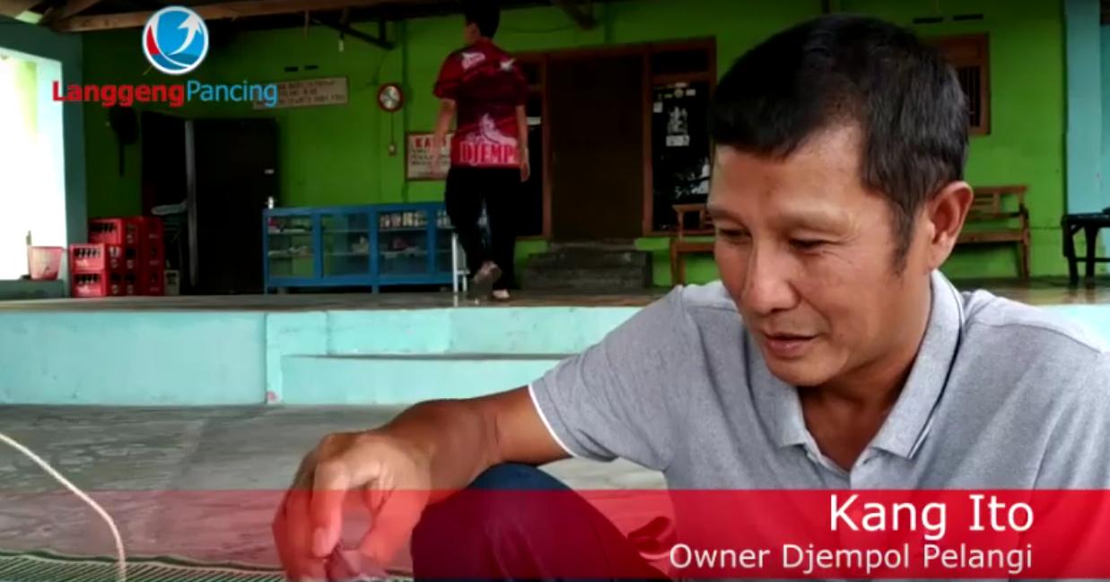 Gathering Bareng Kang Ito Owner Umpan Djempol Pelangi PART1