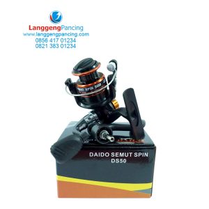 Reel Daido Semut Spin DS50 Ultralight 10BB