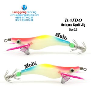 Daido Octopus Squid Jig