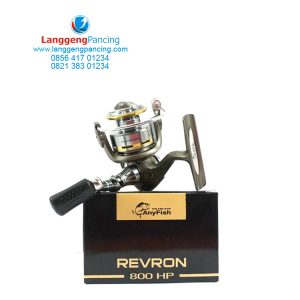 Reel Mini Any Fish Revron 9+1BB