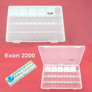 Box Pancing Exori 2200