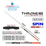Joran Kenzi Throne Jig 602 Super High Carbon
