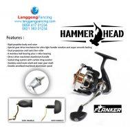 Reel Hammerhead Flanker Spin