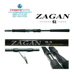 Joran Zen Zagan Shooter 732 PE 2.5 Spin