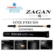Joran Baitcasting Zen Zero Gravity 661 PE 2-4