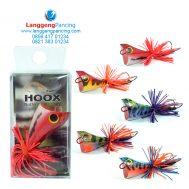 Hoox Crazy Frog 4cm 8gr Umpan Casting