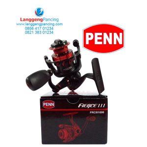 Reel Spinning PENN Fierce III