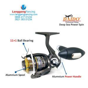 Reel Daido Deep Sea Power Handle