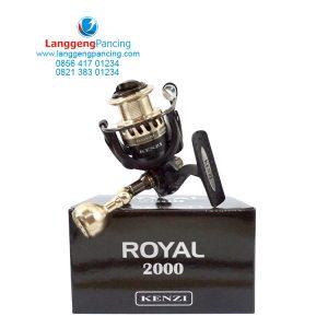 Reel Kenzi Royal Power Handle