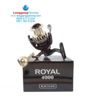 Reel Kenzi Royal Power Handle