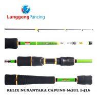 Joran Relix Nusantara Capung Spin UL