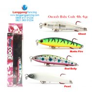 Lipless Minnow Orcraft Baby Code 48s 4gr